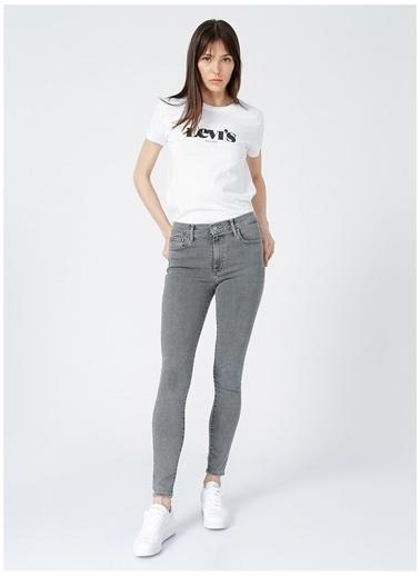 Levi's® Levis Kadın Gri Denim Pantolon Gri